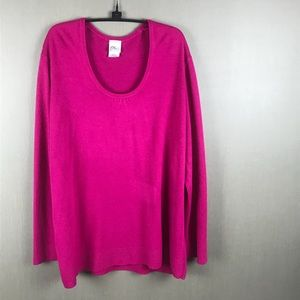 Just My Size Sweater Size 4X